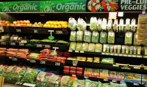 Organic Produce Butler & Bailey