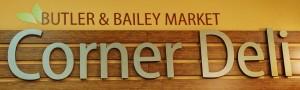 Butler & Bailey Corner Deli