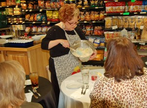 Barbara Tenney Cooking Classes